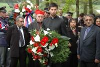 Štefan Tišer, Dominik Duka, Vojtěch Vagai, Čeněk Růžička (Foto: Jana Šustová)