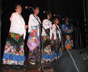 Skupina Čilágos (Foto: Jana Šustová)