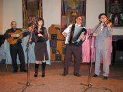 Skupina Do konce na pražské Židovské radnici (Foto: Jana Šustová)