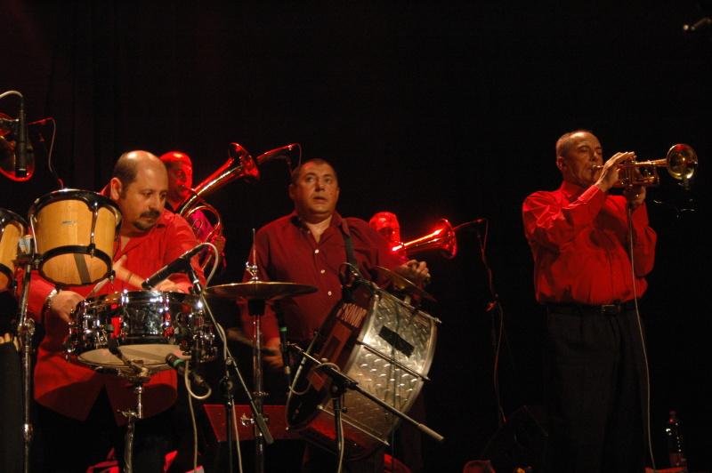 Fanfare Ciocarlia, foto: archiv ČRo - Radia Praha
