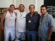 Několik členů skupiny Givtes (Foto: Jana Šustová)