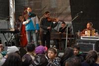 Kraslická cimbálovka na festivalu Otevřená ulice v Sokolově (Foto: Jana Šustová)