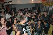 Parno Graszt na afterparty v pražském Rock Café (Foto: Jana Šustová)
