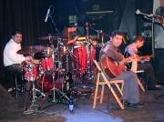 Skupina Romatino na koncertu Paťiv (Foto: Jana Šustová)