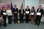 Předávání certifikátů (Foto: Jana Šustová)