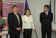Zleva: Milan Venclík, Katarína Klamková a Roman Onderka (Foto: Jana Šustová)