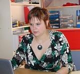 Ředitelka Katarína Klamková