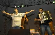 Gipsy.cz na koncertě v Temešváru (Foto: Jana Šustová)