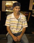 Gipsy při rozhovoru s rumunskou televizí TWR
