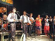 Parno Graszt na festivalu Khamoro (Foto: Jana Šustová)