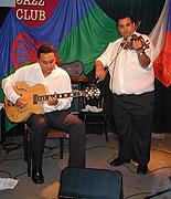 Paulus Schäfer a Martin Wagner (Foto: Jana Šustová)