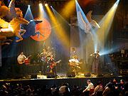 Terne Čhave na festivalu Khamoro (Jana Šustová)
