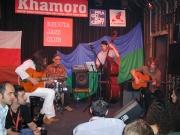 Harri Stojka v Jazz clubu Reduta (Foto: Jana Šustová)