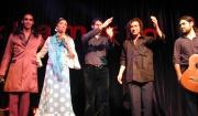 Skupina Puerto Flamenco (Foto: Jana Šustová)