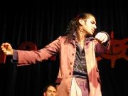 Tanečník Amador Rojas ze skupiny Puerto Flamenco (Foto: Jana Šustová)