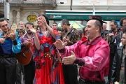 Skupina Miro ilo na festivalu Khamoro (Foto: Jana Šustová)