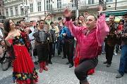 Miro ilo na festivalu Khamoro 2007 (Foto: Jana Šustová)