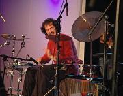 Bubeník skupiny Šukar (Foto: Jana Šustová)