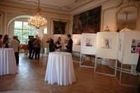 Účastníci konference EGAM byli pozváni i na Velvyslanectví Francie v Praze (Foto: Jana Šustová)