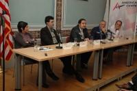 Konference Roma positive: romské vzory a obraz Romů v médiích (Foto: Jana Šustová)