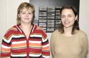 Jana Drahotová a Jana Kvízová (Foto: Jana Šustová)