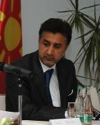 Nezdet Mustafa - makedonský ministr bez portfeje (Foto: Jana Šustová)