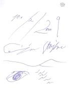 Podpis Ceiji Stojky