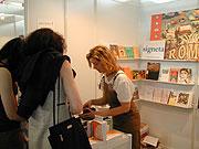 Na veletrhu Svět knihy (Foto: Jana Šustová)