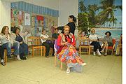 Skupina Manuše na jednom ze svých setkání (Foto: Anna Poláková)