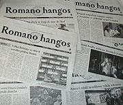 Romano hangos