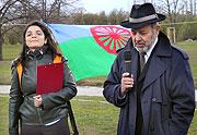 Radka Kováčová a Karel Holomek, foto: ČTK