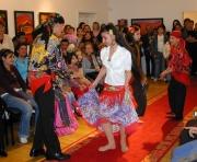 Módní přehlídka Luminita tančí (Foto: J. Šustová)