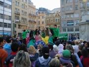 Loňské oslavy na náměstí Svobody (Foto: Jana Šustová)