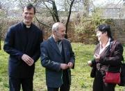 Jiří Rous, Karel Holomek a Džamila Stehlíková (Foto: J. Šustová)