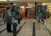 Výstava fotografií romských dětí s názvem Jak to vidím já v Galerii Vaňkovka (Foto: Jana Šustová)