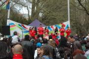 Mezinárodní den Romů v Brně (Foto: Jana Šustová)