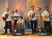 Skupina Bengas (Foto: Jana Šustová)