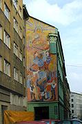 Muzeum romské kultury v Brně (Foto: Jana Šustová)
