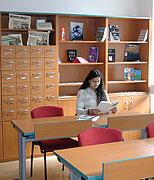 Bibliothek (Foto: Jana Sustova, Radio Prag)