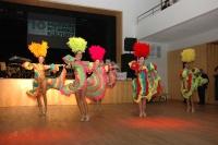 Vystoupení Taneční školy La dansa z Bratislavy (Foto: Jana Šustová)