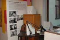 Přibližně takto vypadala původní kancelář muzea (Foto: Jana Šustová)