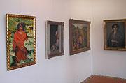 Výstava Kočování po obrazech v Muzeu romské kultury v Brně (Foto: Jana Šustová)
