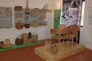 Košíkářské výrobky na výstavě Řemesla našich předků