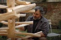 Martin Holub při práci (Foto: Jana Šustová)