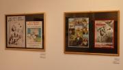 Výstava plakátů v Muzeu romské kultury (Foto: Jana Šustová)
