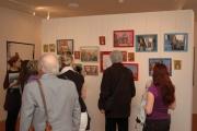 Výstava '... a jejich stíny tančí dál' (Foto: Jana Šustová)