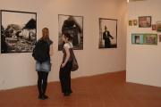 Výstava Mariny Obradovic v Muzeu romské kultury (Foto: Jana Šustová)