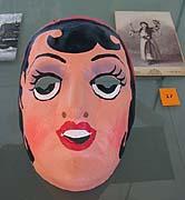 Maska pro fašaňkové obchůzky