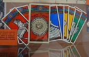Tarotové karty (Foto: Jana Šustová)