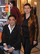 Milan Migel Horváth a Marie Gailová z o. s. Romodrom